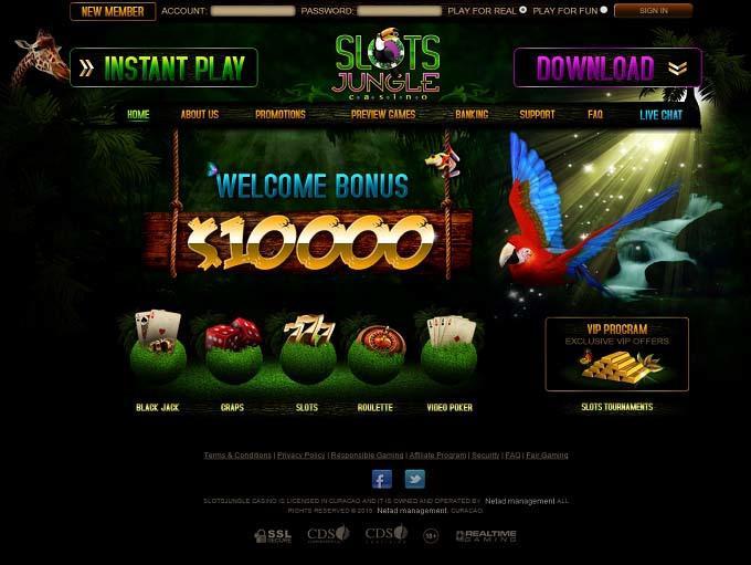 Slot jungle casino wendy gamble tamu