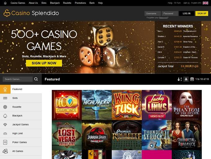 Splendido casino mobile igt gurgaon reviews