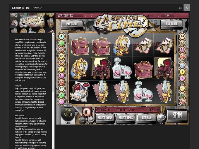 Casino free slot machine