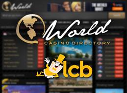 World casinos directory sands casino company