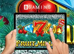 Bgaming s huge success with fruit million slot
