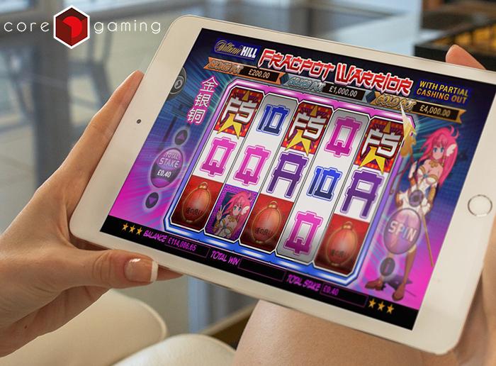 Core Gaming Mobile Casino Software