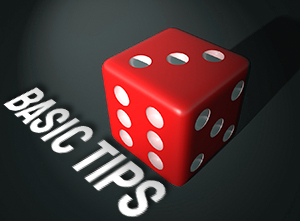 Basic Tips While Learning to Play Craps