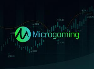 Microgaming Progressive Slots Tickers
