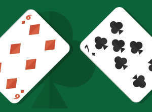 Playing Pocket Seven-Six Suited in Texas Holdem