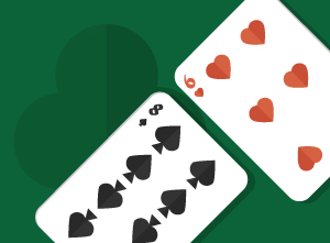 Playing Pocket Eight-Six and Below in No-Limit Texas Holdem