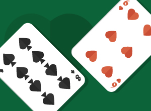 Playing Pocket Eight-Six in No-Limit Texas Holdem