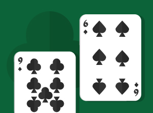 Playing Pocket Nine-Six in Texas Holdem