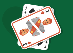 Playing Pocket Jack-Seven and Below in Texas Holdem