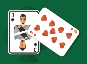 Playing Pocket Jack-Nine in Texas Holdem