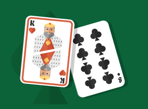 Playing Pocket K8 and Below in Texas Holdem