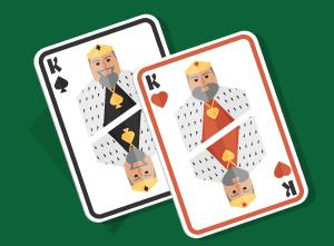 Playing KK In Texas Holdem