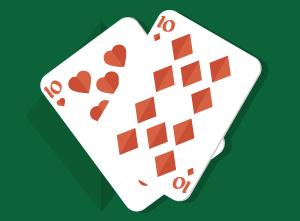 Playing TT In Texas Holdem