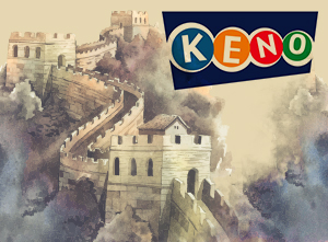 Keno And The Great Wall