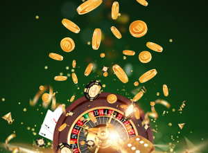 Slots, table Games and Scratch Cards