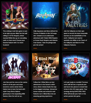 sunfox games portfolio