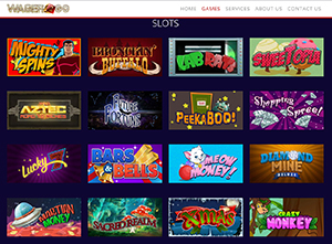 Wager2go Slot