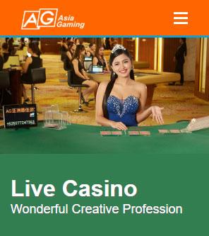 Asia Gaming Casinos