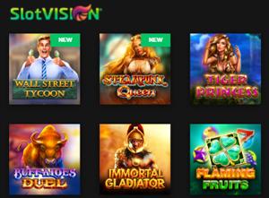 slotvision slots