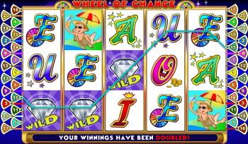 5reel wheel of chance vt
