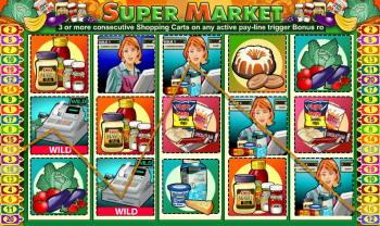 Super market slot