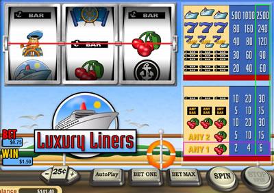 Luxuryliners