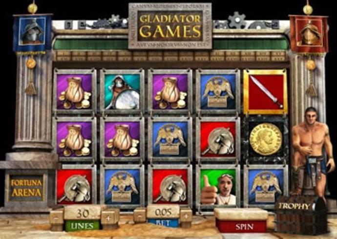 Free Online Casino Games Gladiator
