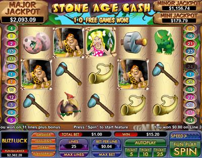 Spiele Stone Age - Video Slots Online