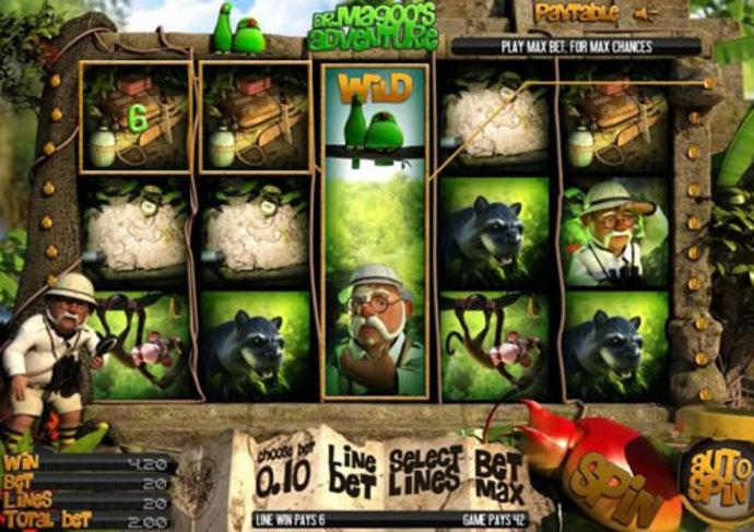 Spiele Dr. MagooS Adventure - Video Slots Online