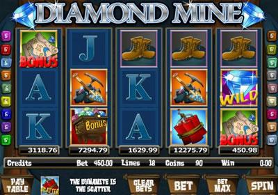 Diamondmine vi