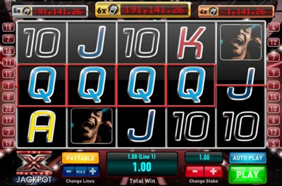 Play x factor slots online download game governor of poker 2 offline mod