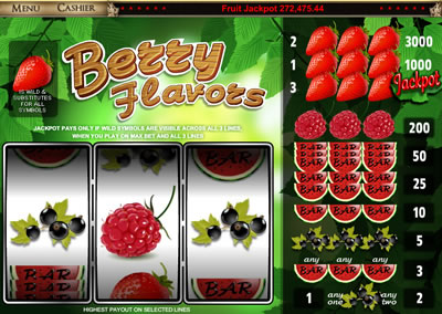 Berry flavors