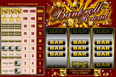Bankroll reload 3r1l