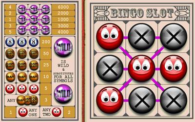 Bingo slot 3r5l