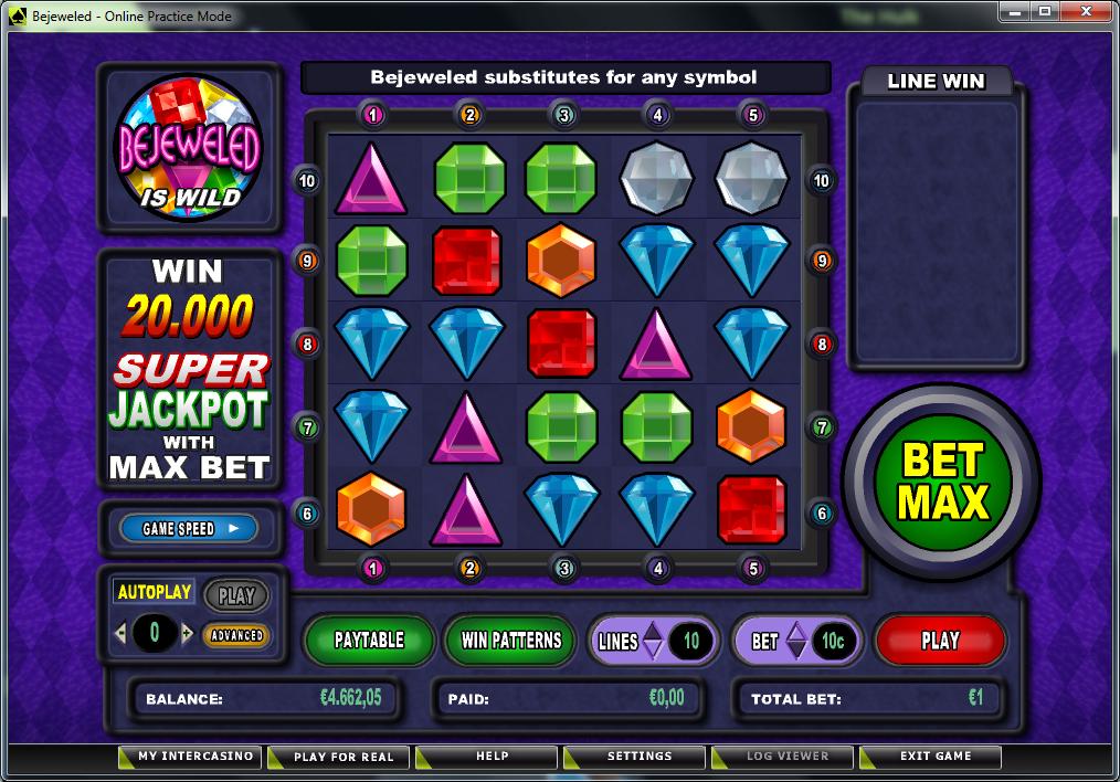 Bejeweled casino game seminole hard rock casino free play