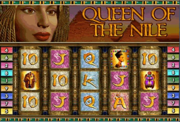 juegos de casino gratis queen of the nile