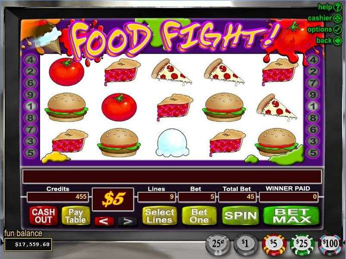 Food Fight Online
