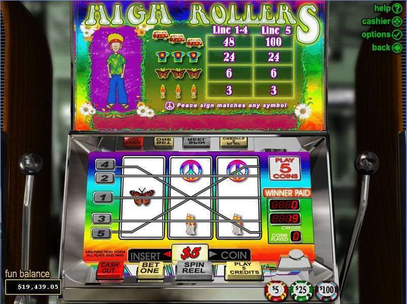 High 20rollers 201