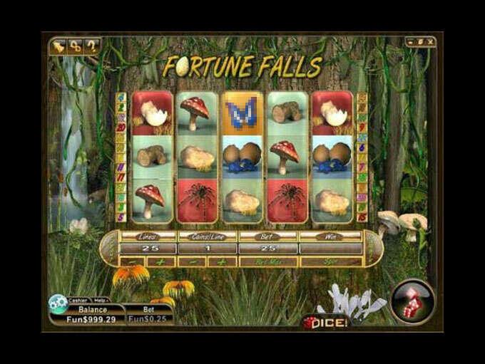 Fortune falls1