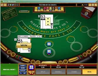 Bonus blackjack sh