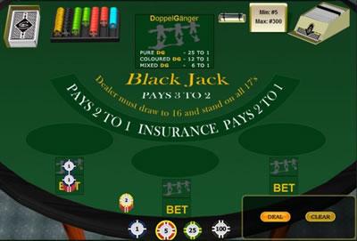 Multihandblackjack dg