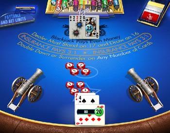 Doubleattack blackjack ww