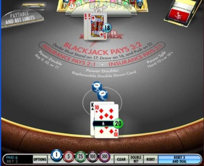 Power Blackjack