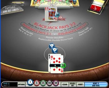 Powerblackjack ww