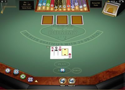 Vegas3card rummygold