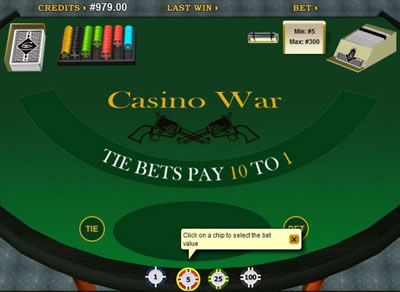 Casinowar dg