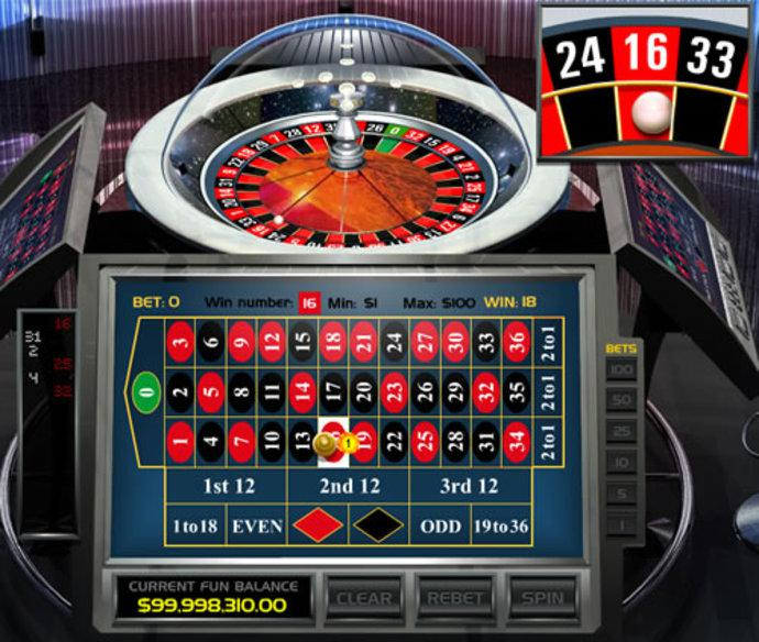 Electronic Roulette Promotions
