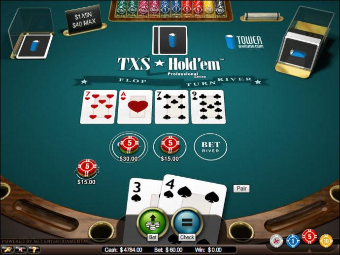 Difference between texas holdem and omaha