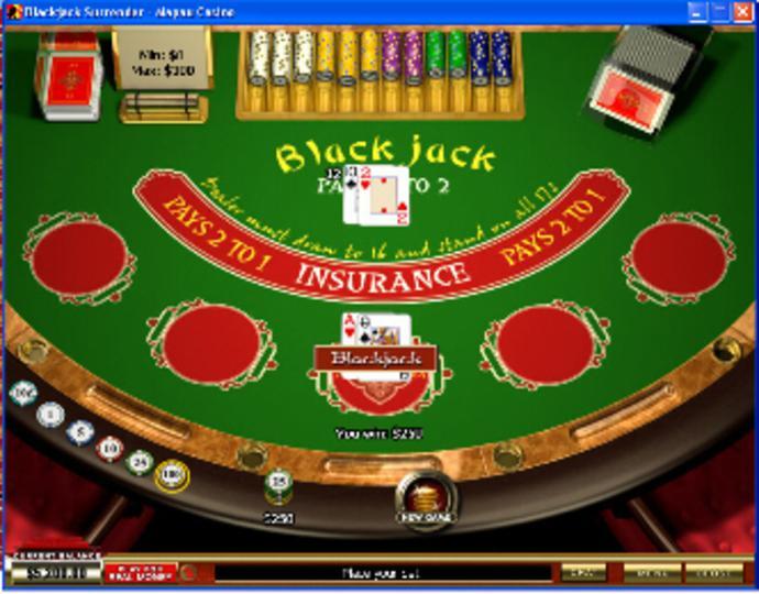 Surrender insurance blackjack how to open dvd slot on toshiba laptop