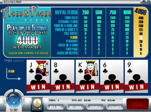 Spiele Double Aces And Faces - Video Slots Online